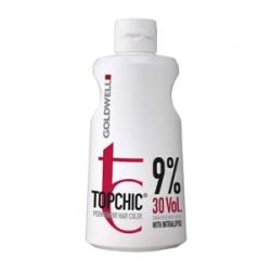 Goldwell Topchic Lotion - Оксид для волос 9% 1000 мл