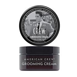American Crew Grooming Cream - Крем с сильной фиксацией и высоким уровнем блеска для укладки волос и усов 85 гр