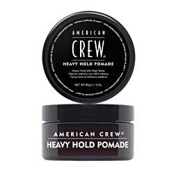 American Crew Heavy Hold Pomade - Помада для укладки сильной фиксации 85 гр
