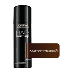 Loreal Professional Hair Touch Up Brown - Консилер для волос (Коричневый) 75 мл