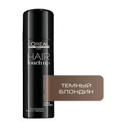 Loreal Professional Hair Touch Up  Dark Blonde - Консилер для волос (Темный блондин) 75 мл