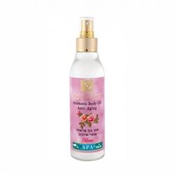 Health & Beauty - Укрепляющее ароматическое масло для тела - Роза, 150мл