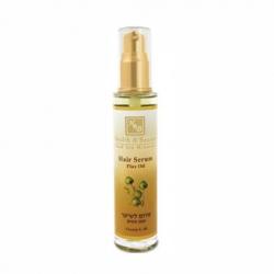 Health & Beauty Серум для волос - льняное масло ,50 мл