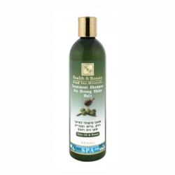 Health & Beauty - Шампунь для укрепления волос с добавлением оливкового масла и мёда, 400 мл