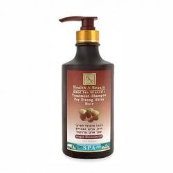 Health & Beauty - Шампунь для сухих и тонких волос с маслом аргании, 780 мл