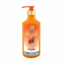 Health & Beauty - Шампунь для сухих и окрашенных волос с маслом облепихи, 780 мл