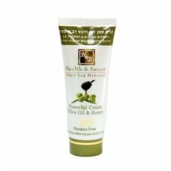 Health & Beauty - Интенсивный крем для тела на основе оливкового масла и меда, 180 мл