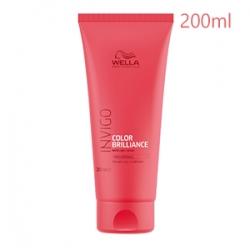 Wella Professionals Invigo Color Brilliance Fine/normal Protection Conditioner - Бальзам-уход для окрашенных Нормальных и Тонких волос 200 мл