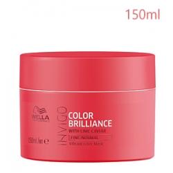 Wella Professionals Invigo Color Brilliance Fine/normal Protection Mask - Маска для Окрашенных Нормальных и Тонких волос 150 мл