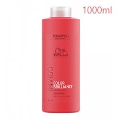 Wella Professionals Invigo Color Brilliance Fine/normal Protection Shampoo - Шампунь для Окрашенных Нормальных И Тонких волос 1000 мл