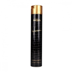 Loreal Professionnel Crystal Extra Strong Hairspray - Лак для волос экстрасильной фиксации (фикс. 4) 500 мл