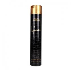 Loreal Professionnel Crystal Extreme Hairspray - Лак для волос экстремальной фиксации (фикс. 5) 500 мл