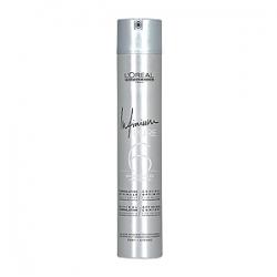 Loreal Professionnel Infinium Pure Strong Hairspray - Инфиниум Лак для волос без запаха сильной фиксации (фикс. 3) 500 мл