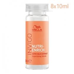 Wella Invigo Nutri-Enrich Nourishing Serum - Питательная сыворотка-уход 8x10 мл