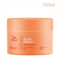 Wella Professionals Invigo Nutri-enrich Deep Nourishing Mask - Питательная Маска-уход 150 мл