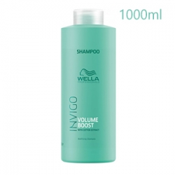 Wella Professionals Invigo Volume Boost Bodifying Shampoo - Шампунь для придания Объема 1000 мл