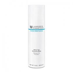 Janssen Cosmetics Facial Cream Masks White Tea Moisture Mask - Интенсивно Увлажняющая Гель-Маска для Обезвоженной Кожи 200мл