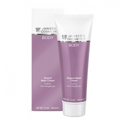 Janssen Cosmetics Body Anti-Stretch Cream - Крем против растяжек 200 мл