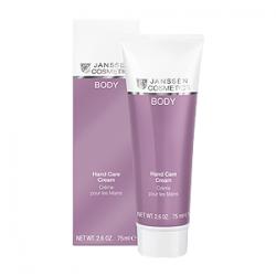 Janssen Cosmetics Body Hand Care Cream - Увлажняющий восстанавливающий крем для рук 75 мл