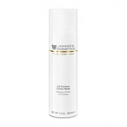 Janssen Cosmetics Facial Cream Masks Lift Contour Cream Mask - Регенерирующая Лифтинг Крем-Маска 200 мл