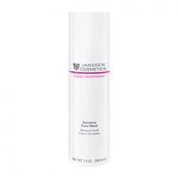 Janssen Cosmetics Facial Cream Masks Sensitive Face Mask - Успокаивающая Крем-Маска для Чувствительной Кожи 200мл