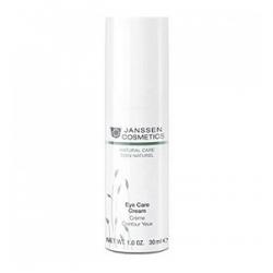 Janssen Cosmetics Organics Eye Care Cream - Разглаживающий и Укрепляющий Крем для Ухода за Кожей Вокруг Глаз 30 мл