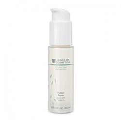 Janssen Cosmetics Organics Radiant Serum - Увлажняющий Концентрат Мгновенного Действия для Свежести и Сияния Кожи 30 мл