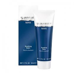 Janssen Cosmetics Man Soothing Balm - Cмягчающий успокаивающий крем-бальзам 50 мл
