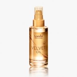 LONDA Масло аргановое Velvet Oil для поврежденных волос 100 мл