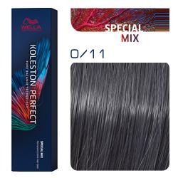 Wella Koleston Perfect ME+ Special Mix - Крем-краска для волос 0/11 Пепельный 60 мл