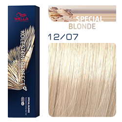 Wella Koleston Perfect ME+ Special Blonde - Крем-краска для волос 12/07 Крем-брюле 60 мл