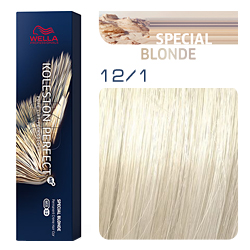 Wella Koleston Perfect ME+ Special Blonde - Крем-краска для волос 12/1 Песочный 60 мл