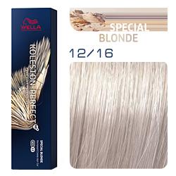 Wella Koleston Perfect ME+ Special Blonde - Крем-краска для волос 12/16 Слоновая кость 60 мл