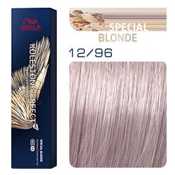 Wella Koleston Perfect ME+ Special Blonde - Крем-краска для волос 12/96 Бежевый иней 60 мл