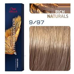 Wella Koleston Perfect ME+ Rich Naturals - Крем-краска для волос 9/97 Айриш крем 60 мл