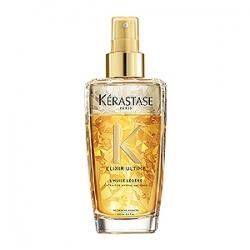 Kerastase Elixir Ultime - Двухфазное масло-спрей для тонких волос 100 мл