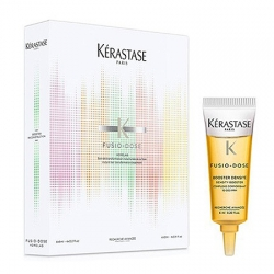 Kerastase Fusio-Dose Homelab Booster Densifique - Бустер для плотности волос 4*6 мл