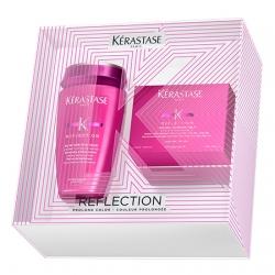 Kerastase Reflection Chromatique - Набор Весна шампунь-ванна и маска для тонких волос 250мл+200мл