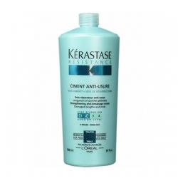 Kerastase Resistance Ciment Anti-Usure - Молочко для поврежденных волос 1000 мл