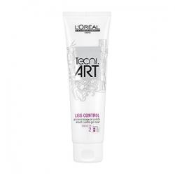 L'Oreal Professionnel Tecni. Art Liss Control - Гель-крем для гладкости и контроля (фикс.2) 150 мл
