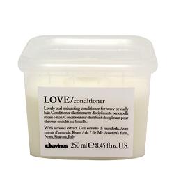 Davines Essential Haircare Love curl conditioner - Кондиционер для усиления завитка 250 мл