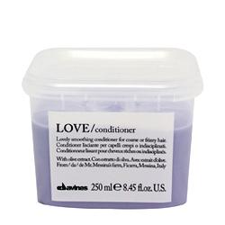 Davines Essential Haircare Love smoothing conditioner -  Кондиционер для разглаживания волос 250 мл