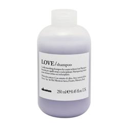 Davines Essential Haircare Love smoothing shampoo - Шампунь для разглаживания волос 250 мл