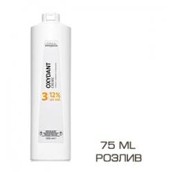 L'Oreal Professionnel - Оксидент-крем 12% (розлив) 75 мл