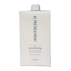Lebel AC Pretreatment - Лосьон для обработки волос перед окрашиванием 1000 мл