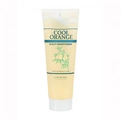 Lebel Cool Orange Scalp Conditioner - Очиститель для жирной кожи головы «Холодный Апельсин» 240 гр