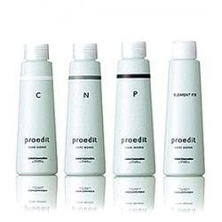 """Lebel Proedit Element Charge - Набор сывороток """"Счастье для волос"""" 4шт C, N, P, Element Fix по 150мл"""