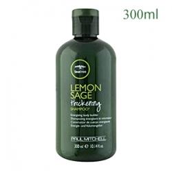 Paul Mitchell Tea Tree Lemon Sage Thickening Shampoo - Шампунь утолщающий волосы с лимоном и шалфеем 300 мл