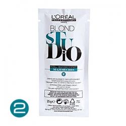 L'Oreal Professionnel Blond Studio Mejimeches компонент №2 - Осветляющий крем 1 шт х 25 гр