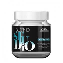 L'Oreal Professionnel Blond Studio Platinium Plus - Обесцвечивающая Паста Платиниум плюс 500 гр